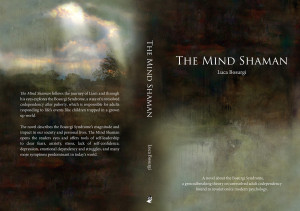 Book Cover The Mind Shaman by Luca Bosurgi - 2