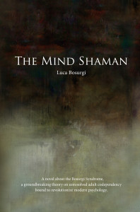 Book Cover The Mind Shaman by Luca Bosurgi - 3