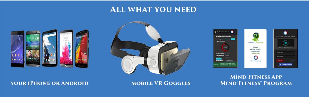 Mind Fitness & Detox - Virtual Reality Meditations